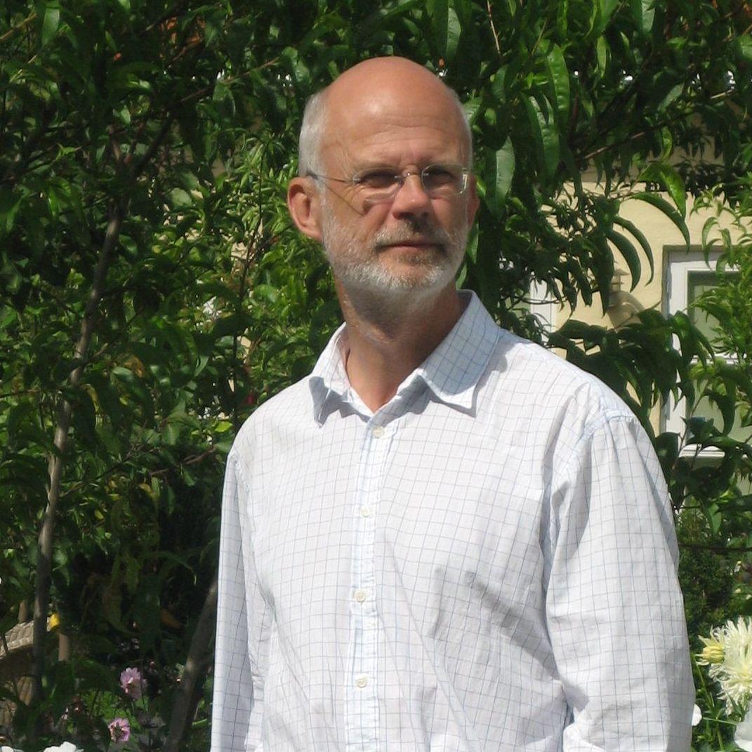 trädgårdsarkitekt Per Christenson