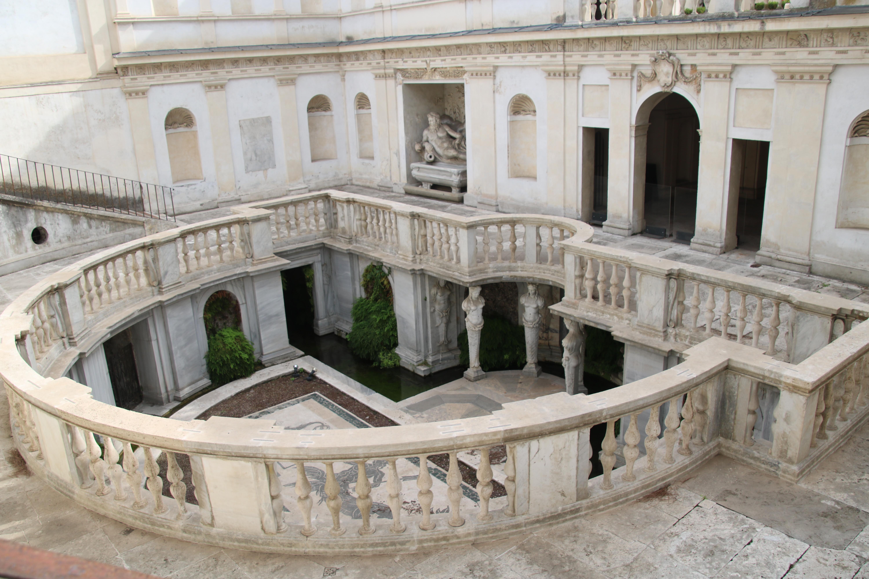 Villa Giulias nymfeum