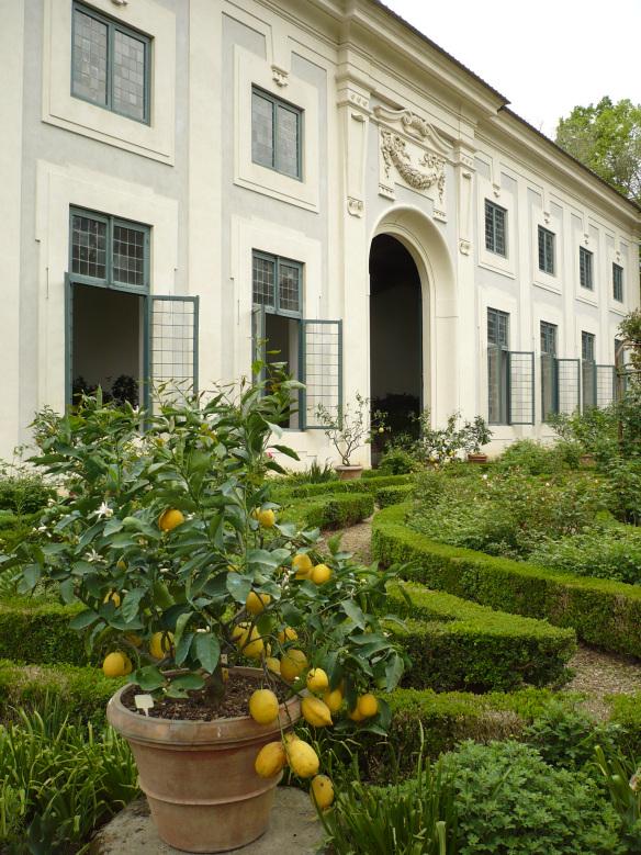 La Limonaia vid Giardino di Boboli