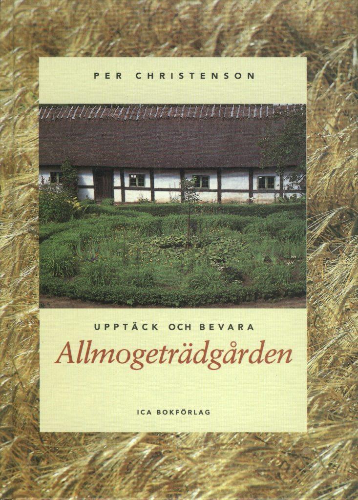 Bok: Upptäck och bevara allmogeträdgården