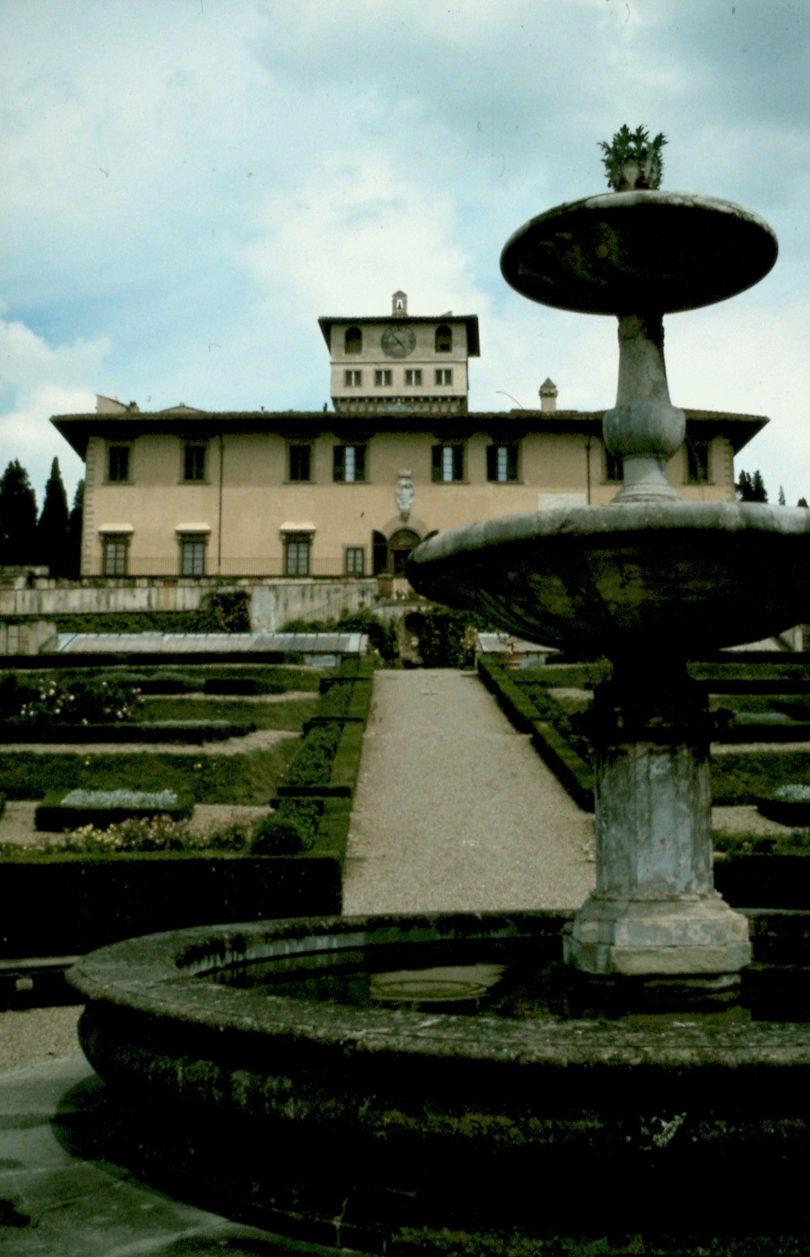 Villa Medici della Petraia