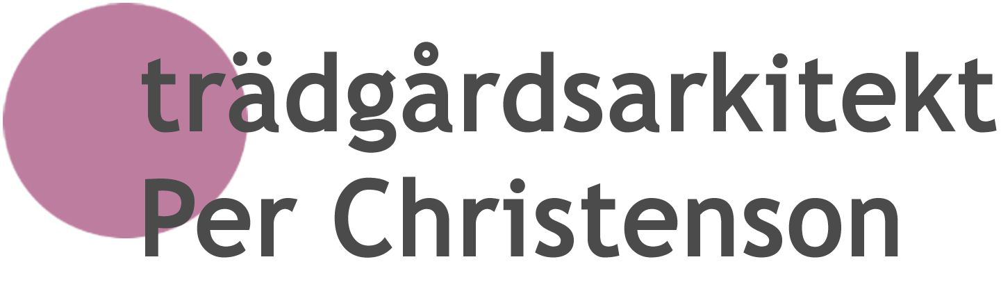 trädgårdsdesign logotyp
