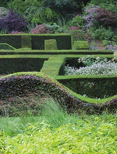 trädgårdstrender 2019, green decadence