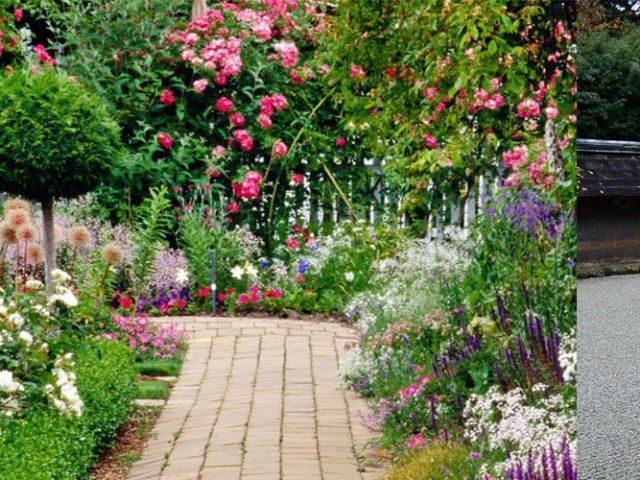 trädgårdsdesign - behov och preferenser