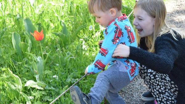 trädgårdsarkitekt för en hälsosam utemiljö